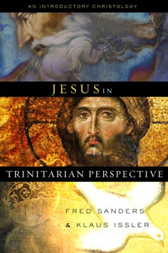 Jesus in Trinitarian Perspective An Introductory Christology  2007 edition cover