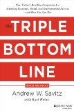 Triple Bottom Line How Today's Best-Run Companies Are Achieving Economic, Social and Environmental Success - And How You Can Too 2nd 2014 edition cover