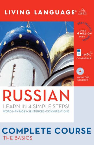 Complete Russian  Unabridged 9781400024223 Front Cover