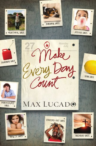 Make Every Day Count   2012 9781400318223 Front Cover