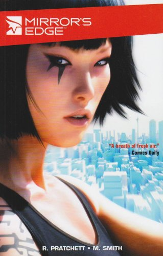 Mirror's Edge  N/A 9781401225223 Front Cover