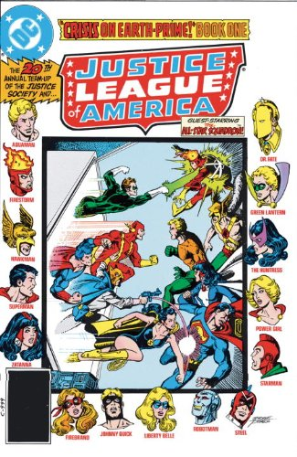 Justice League America   2013 9781401238223 Front Cover