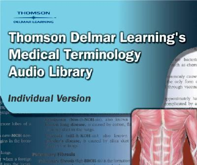 Delmar's Medical Terminology   2005 9781401832223 Front Cover