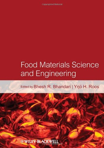 Food Materials Science and Engineering   2011 9781405199223 Front Cover