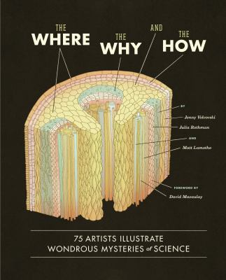Where, the Why, and the How 75 Artists Illustrate Wondrous Mysteries of Science  2012 edition cover