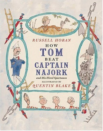 How Tom Beat Captain Najork and His Hired Sportsmen   2006 edition cover