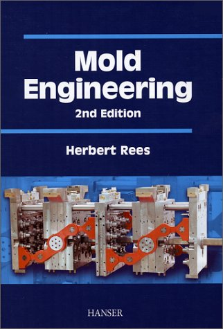 Mold Engineering  2nd 2002 edition cover