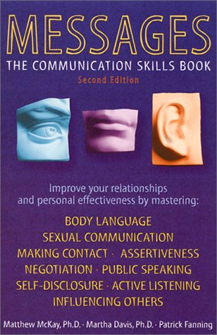 Messages The Communication Skills Book 2nd 1995 (Revised) 9781572240223 Front Cover
