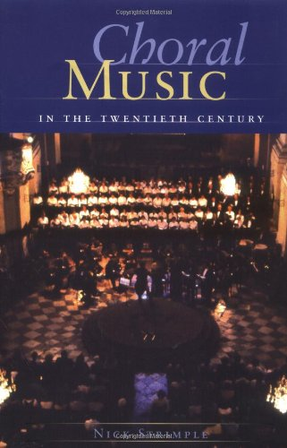 Choral Music in the Twentieth Century   2005 edition cover