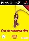 Coco, der neugierige Affe PlayStation2 artwork