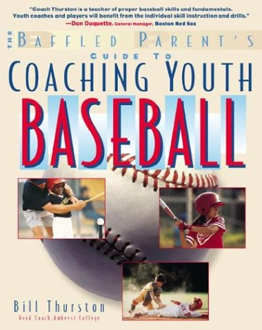 Coaching Youth Baseball   2000 9780071358224 Front Cover