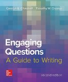 Engaging Questions A Guide to Writing 2nd 2017 edition cover