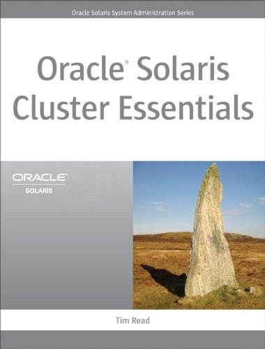 Oracle Solaris Cluster Essentials   2011 edition cover