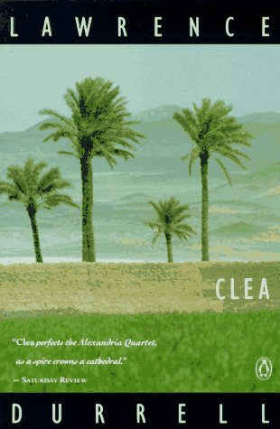 Clea   1991 (Reprint) edition cover