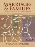 Marriages and Familes Plus NEW MySocLab with Pearson EText -- Access Card Package  8th 2015 edition cover