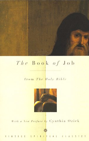 Book of Job  Revised edition cover