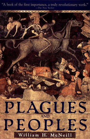 Plagues and Peoples   1989 edition cover