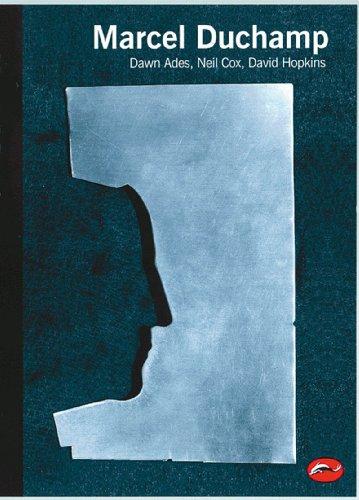 Marcel Duchamp   1999 edition cover