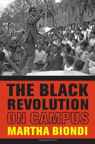 Black Revolution on Campus   2012 9780520269224 Front Cover