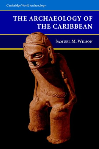 Archaeology of the Caribbean   2007 edition cover