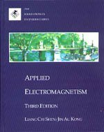 Applied Electromagnetism  3rd 1995 9780534947224 Front Cover
