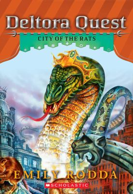 City of the Rats   2000 9780545460224 Front Cover