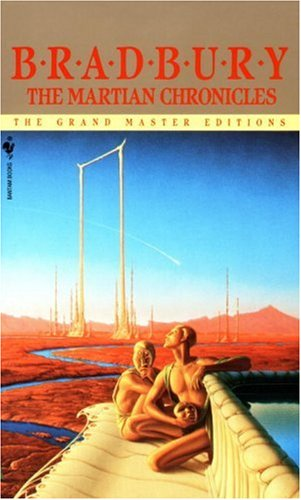 Martian Chronicles   1977 edition cover
