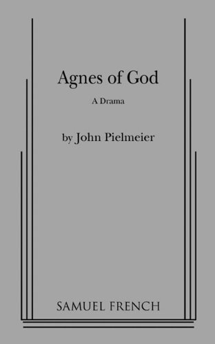 Agnes of God   1982 edition cover