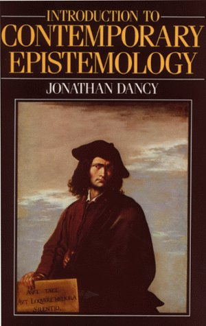 Introduction to Contemporary Epistemology   1985 9780631136224 Front Cover
