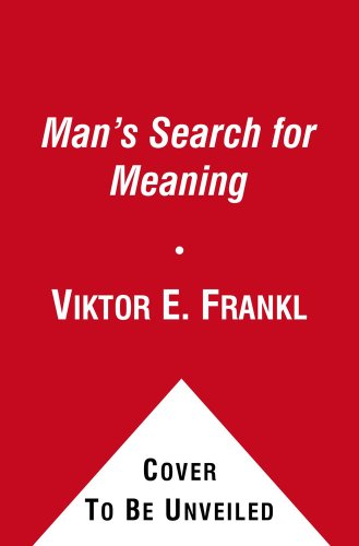 Man's Search for Meaning  3rd 1984 edition cover