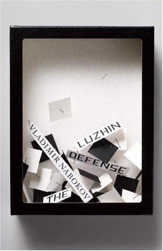 Luzhin Defense  N/A edition cover