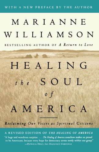 Healing the Soul of America Reclaiming Our Voices as Spiritual Citizens  2000 edition cover