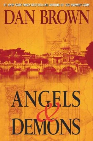 Angels and Demons   2000 edition cover