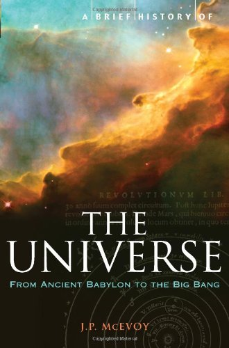 Brief History of the Universe  N/A edition cover