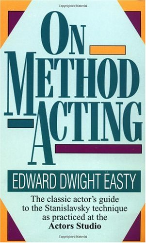 On Method Acting  N/A edition cover