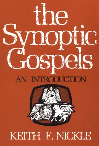 Synoptic Gospels An Introduction N/A edition cover