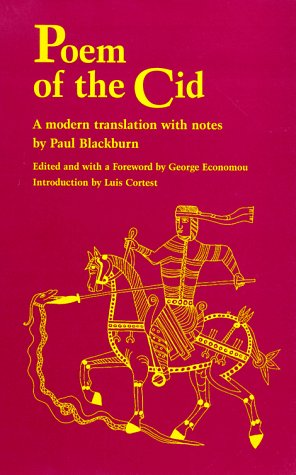 Poem of the Cid A Modern Translation with Notes  1998 edition cover