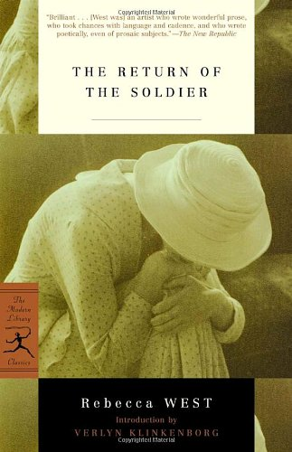 Return of the Soldier   2004 (Reprint) edition cover