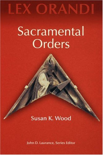 Sacramental Orders   2000 edition cover