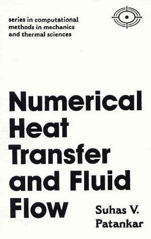 Numerical Heat Transfer and Fluid Flow   1980 edition cover