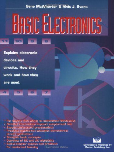 Basic Electronics 1st 2000 edition cover