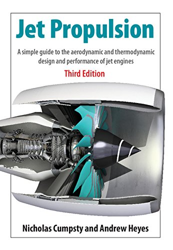 Jet Propulsion A Simple Guide to the Aerodynamics and Thermodynamic Design and Performance of Jet Engines 3rd 2015 9781107511224 Front Cover