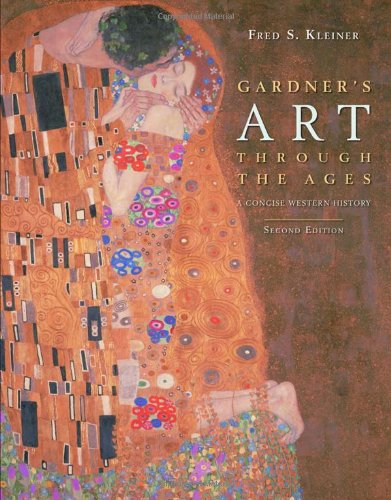 Gardner's Art Through the Ages A Concise History of Western Art 2nd 2011 edition cover