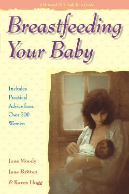 Breastfeeding Your Baby  N/A 9781555611224 Front Cover