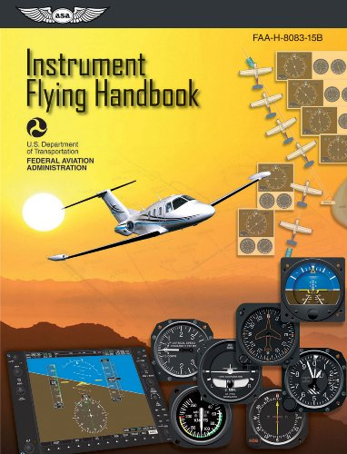 Instrument Flying Handbook  N/A edition cover