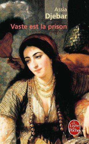Vaste Est La Prison:   2002 edition cover