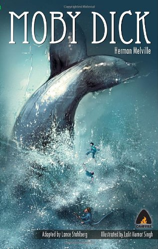 Moby Dick   2010 edition cover