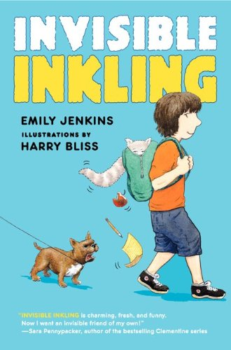 Invisible Inkling  N/A edition cover
