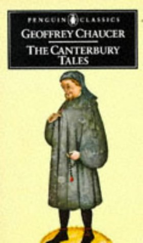 Canterbury Tales   1999 edition cover
