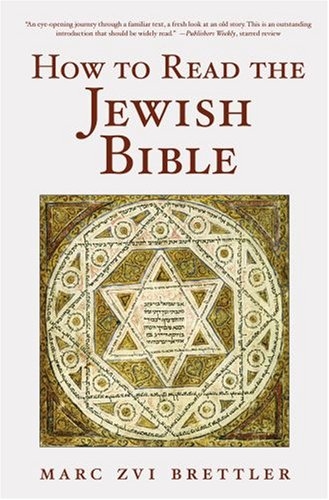 How to Read the Jewish Bible   2007 edition cover